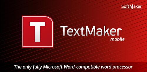 Office: TextMaker Mobile v1.0