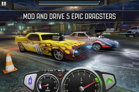 Top Speed: Drag & Fast Racing v1.25.1