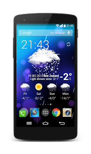 Weather Animated Widgets v8.10
