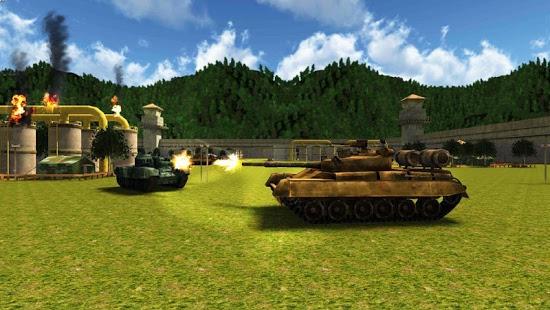 World War Tank Battle 3D v1.1