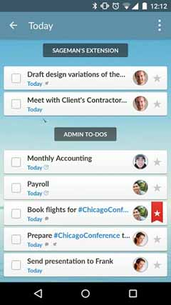 Wunderlist: To-Do List & Tasks PRO v3.4.9