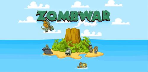 بازی جنگ زامبی ها zombwar v1.0