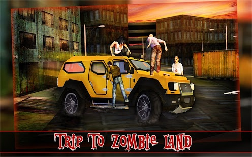 Zombie Escape Driving 3D 1.1