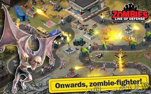 Zombies: Line of Defense – TD v1.4 + data