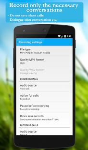 Zvondik (Call recorder) v3.1.1