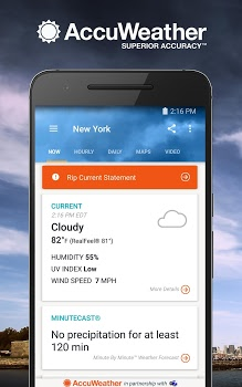 AccuWeather Platinum v5.4.2