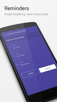 Microsoft Cortana for Android v2.1.0.1520