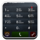 exDialer Theme Jeans789