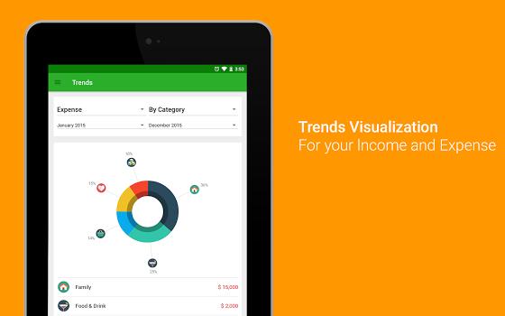 Money Lover: Spending Tracker & Budget Planner v3.8.68.2019011808