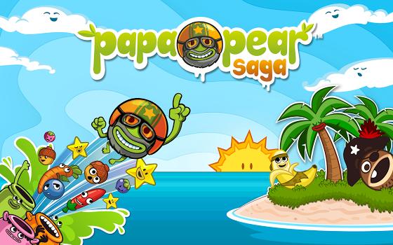 Papa Pear Saga v1.55.1