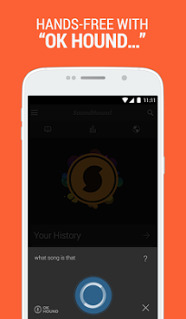 SoundHound ∞ – Music Discovery & Hands-Free Player v8.9.4
