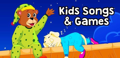 Nursery Rhymes, Kids Games & Songs Free v2.2