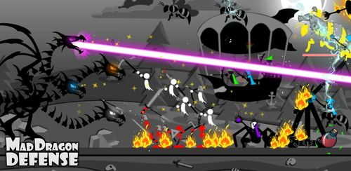 Mad Dragon Defense v1.3.4
