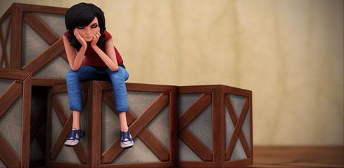 دانلود بازی فکری سوکوبان ۳D Sokoban – The Lonely Allie برای اندروید