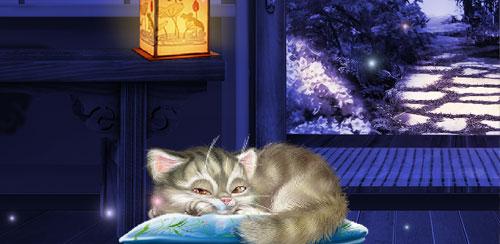 Sleeping Cat Live Wallpaper HD v1.0.3