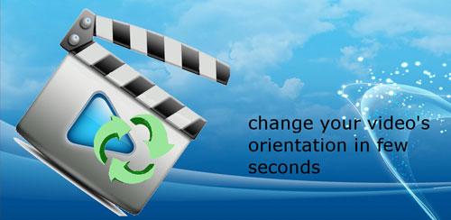 نرم افزار چرخاندن ویدیو Fast Video Rotate v2.0