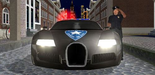 Mad Police Driver Fury 3D v1.2