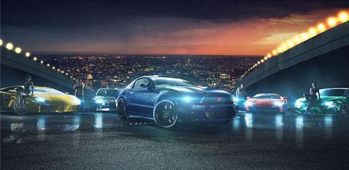 بازی ماشینی مسابقات سریع Top Speed: Drag & Fast Racing v1