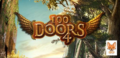 دانلود بازی ۱۰۰ Doors 4 v1.0.1 برای اندروید
