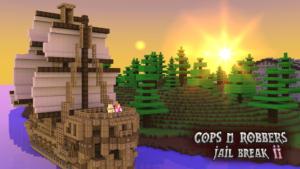 تصویر محیط Cops N Robbers 2 v2.2.2