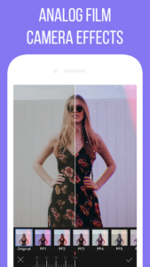تصویر محیط Camly photo editor & collages v2.3