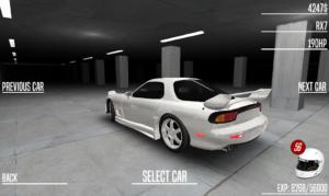 تصویر محیط Japan Drag Racing 3D v7