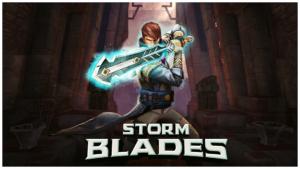 تصویر محیط Stormblades v1.5.1