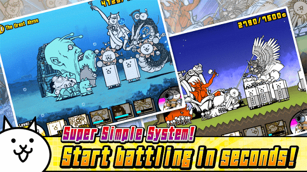 The Battle Cats v7.5.0