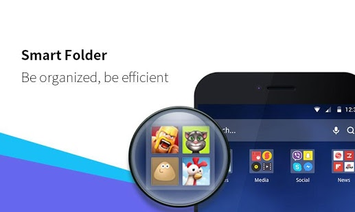 APUS Launcher – Fast & Smart v2.4.0