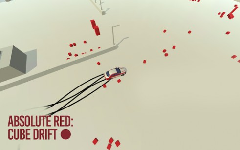 Absolute Red: Cube Drift 1.0