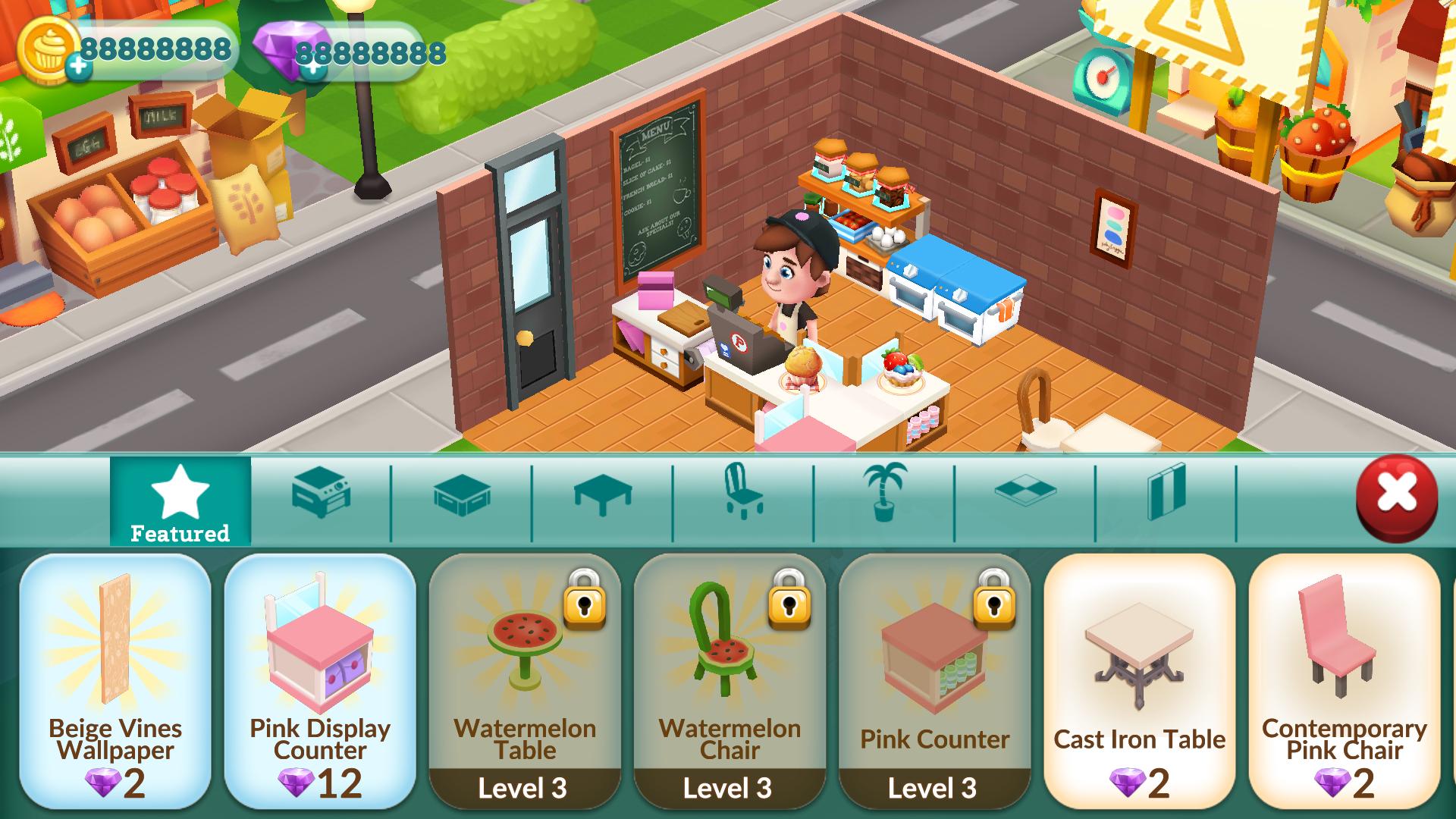 Bakery Story 2 v1.1.1