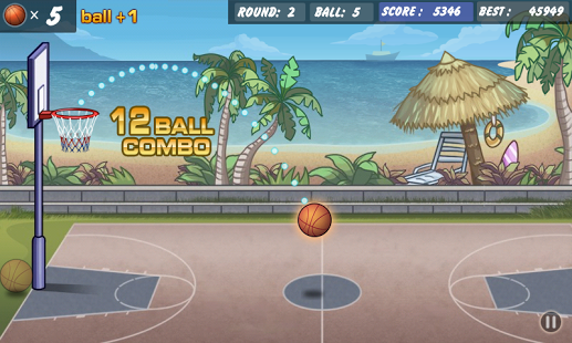 Basketball Shoot v1.15