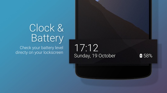 Bottom Slider – Lock screen v3.24.24