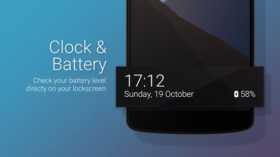 Bottom Slider – Lock screen v3.24.24
