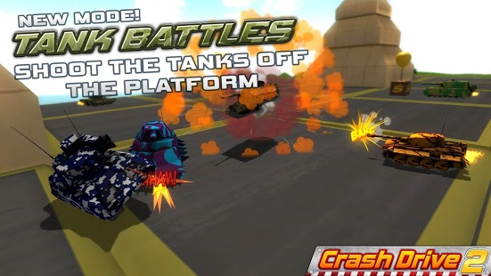 Crash Drive 2: car simulator v2.31