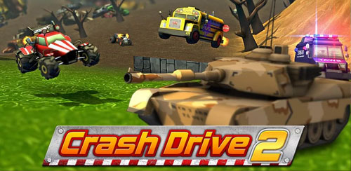Crash Drive 2: car simulator v2.31