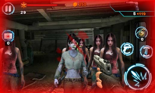 Crossfire : Zombie Defender v1.0