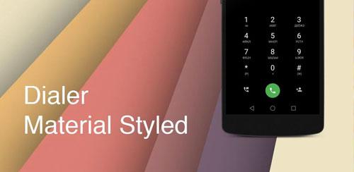 Dialer-Material-Design