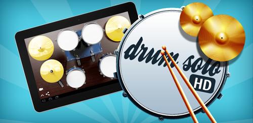 برنامه شبیه ساز درام Drum Solo HD Pro v3.0