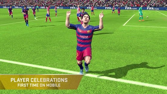 FIFA 16 Ultimate Team v3.2.113645 + data