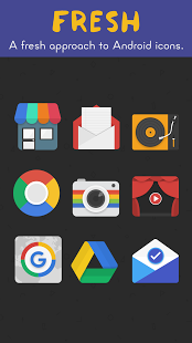 Fresh – Icon Pack v1.0.2