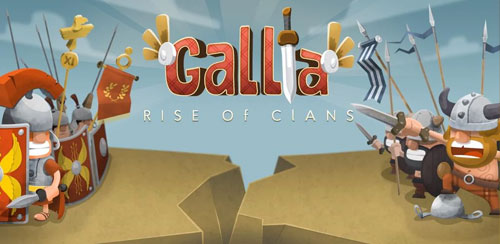 GALLIA Rise of Clans GOLD v1.0.5 + data