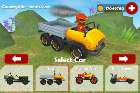 Hill Racing 3D: Uphill Rush v1.06
