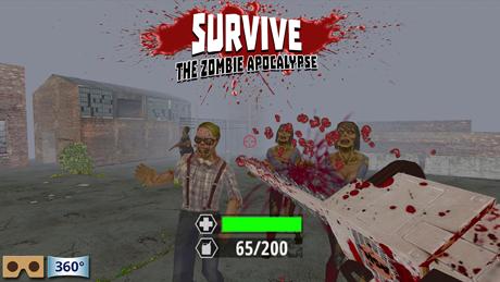 I Slay Zombies – VR Shooter v1.0.3 + data