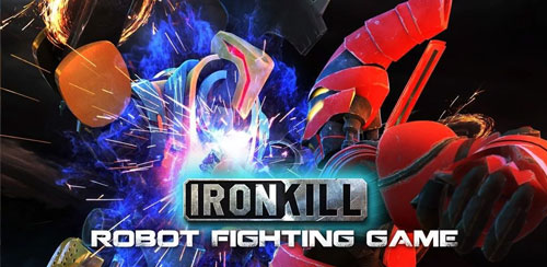 iron Kill Robot Fighting Games v1.9.133