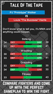 MMA Manager v0.1