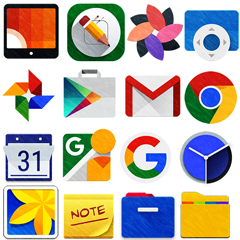 Painty – Icon Pack v1.0.3