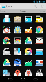 RAISE – Icon Pack v3.9.29