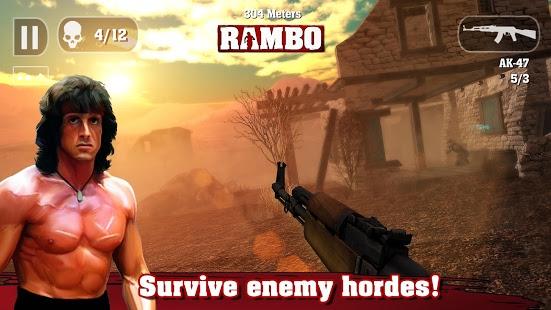 Rambo v1.0 + data