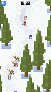 Skiing Yeti Mountain v1.1